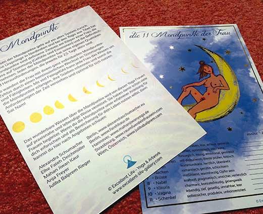mondpunkte moonpoints yoga teachings